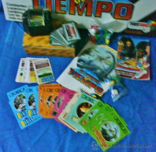 Juegos antiguos: el tunel del tiempo - col.feberjuegos - ref.820 - feber - sin estrenar - ver fotos - años 70/80 - - Foto 11 - 36020738