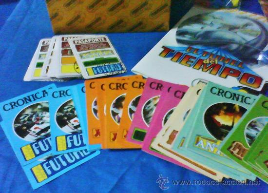 Juegos antiguos: el tunel del tiempo - col.feberjuegos - ref.820 - feber - sin estrenar - ver fotos - años 70/80 - - Foto 12 - 36020738