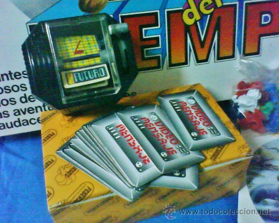 Juegos antiguos: el tunel del tiempo - col.feberjuegos - ref.820 - feber - sin estrenar - ver fotos - años 70/80 - - Foto 14 - 36020738