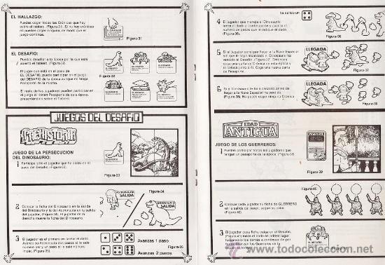 Juegos antiguos: el tunel del tiempo - col.feberjuegos - ref.820 - feber - sin estrenar - ver fotos - años 70/80 - - Foto 15 - 36020738