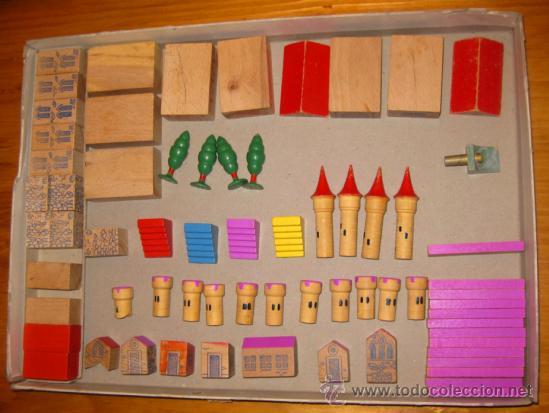 Juegos antiguos: Castillo urbis - 5 años 60 - Foto 2 - 36466825