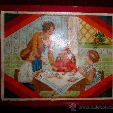 Juegos antiguos: ANTIGUA IMPRENTA DE JUGUETE INFANTIL. Lote 36759033
