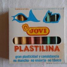 Juegos antiguos: PLASTILINA JOVI 6 BARRAS 72 GRAMOS A ESTRENAR AÑOS 80. Lote 57961004