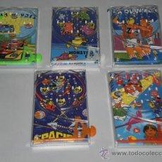 Juegos antiguos: LOTE DE 5 JUEGOS DISTINTOS DE HABILIDAD CON BOLITAS METALICAS - BAINSA ( MADE IN SPAIN ) AÑOS 70/80. Lote 36928163