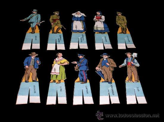 Juegos antiguos: El Alma de las Ruinas. El Teatro de los Niños, Teatrín, Seix & Barral, Barcelona años 20-30. - Foto 4 - 37296045