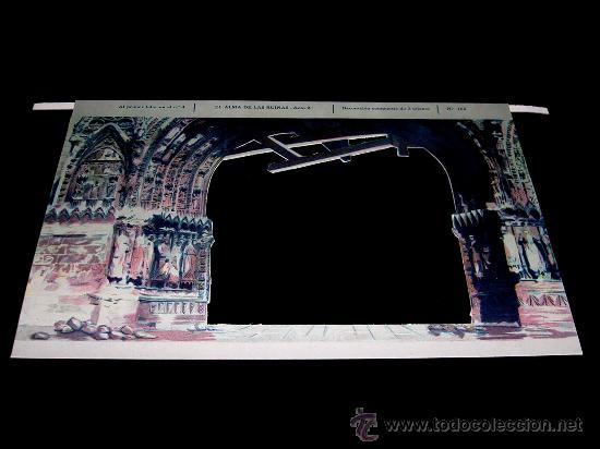 Juegos antiguos: El Alma de las Ruinas. El Teatro de los Niños, Teatrín, Seix & Barral, Barcelona años 20-30. - Foto 6 - 37296045