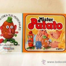 Juegos antiguos: ANTIGUO JUEGO DE MISTER POTATO, DE WONIL. Lote 39120436