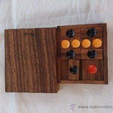 Juegos antiguos: JUEGO DE MADERA . Lote 39237739