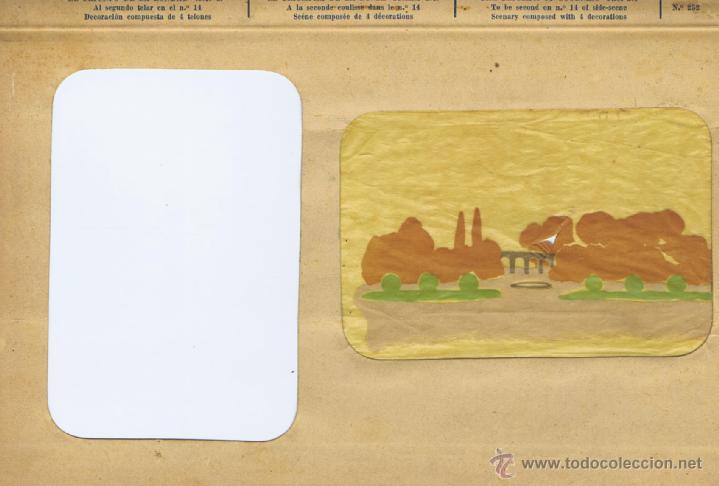 Juegos antiguos: EL TEATRO DE LOS NIÑOS - SEIX & BARRAL - EL TRINFO DE LA BONDAD - 6 ESCENARIOS . Barcelona: Seix Bar - Foto 4 - 40033540
