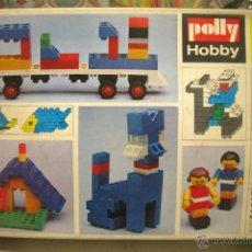 Juegos antiguos: POLLY HOBBY M6 MULTI ARQUITECTURA. Lote 40359691