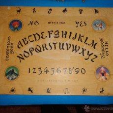 Juegos antiguos: TABLERO OUIJA SEGUNDA GUERRA MUNDIAL COMUNICACION CON SOLDADOS FALLECIDOS. Lote 41285841
