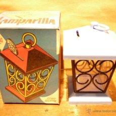 Juegos antiguos: HUCHA , LAMPARILLA , VILPA , 70AS. Lote 41452656