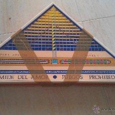 Juegos antiguos: LA PIRAMIDE DEL AMOR NIVEL 1 - GOLY. Lote 41474748