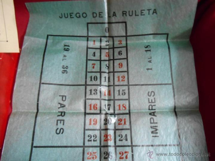 Juegos antiguos: JUGUETE INFANTIL ANTIGUO DE GEYPER -RULETA- - Foto 5 - 41514764