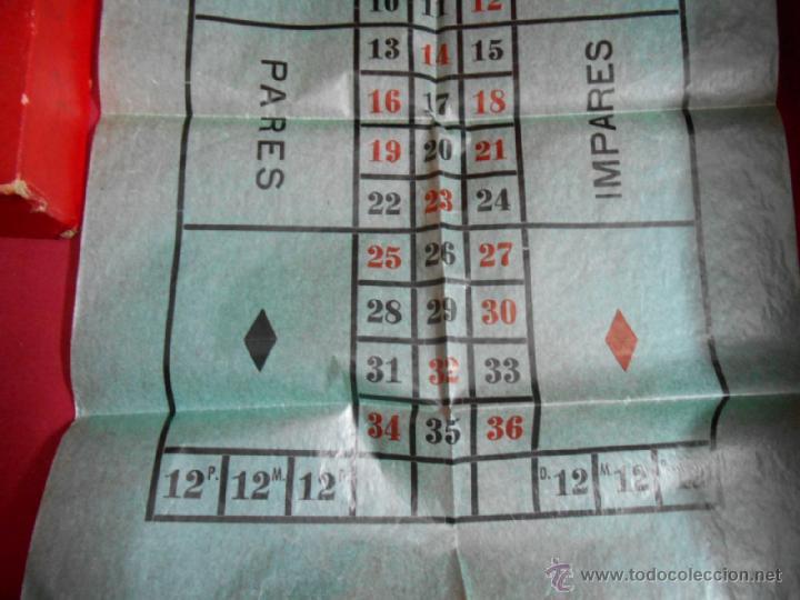 Juegos antiguos: JUGUETE INFANTIL ANTIGUO DE GEYPER -RULETA- - Foto 6 - 41514764