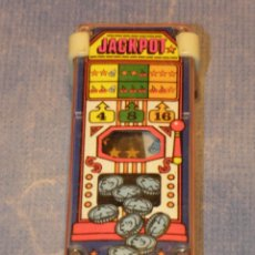 Juegos antiguos: MINIJUEGOS DE BOLSILLO GEYPER AÑOS 70/80. Lote 122148654