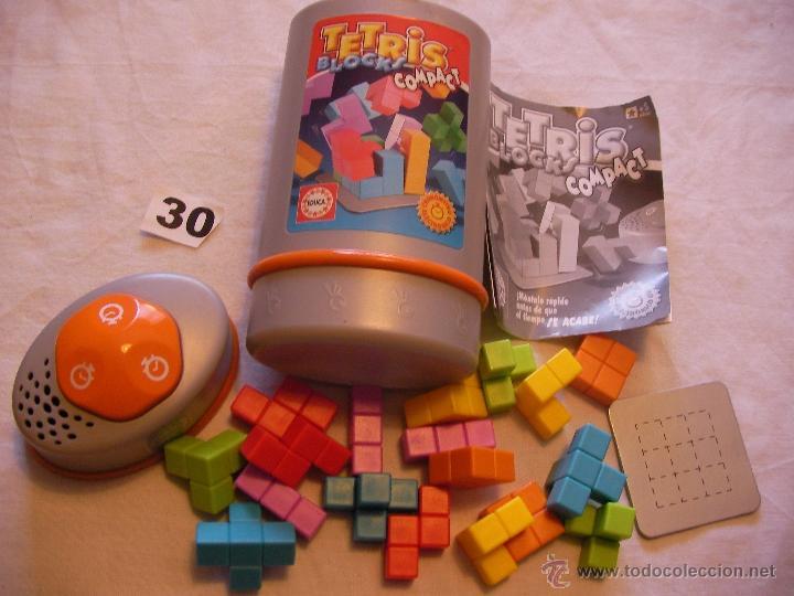 Juego Tetris Con Cronometro E Instrucciones E Comprar Juegos