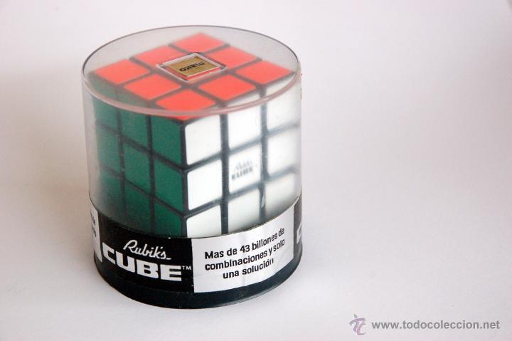 Cubo de rubik rubik 39 s cube el original de 19 comprar for Rubik espana