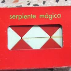Juegos antiguos: ANTIGUA SERPIENTE MAGICA. Lote 44188134
