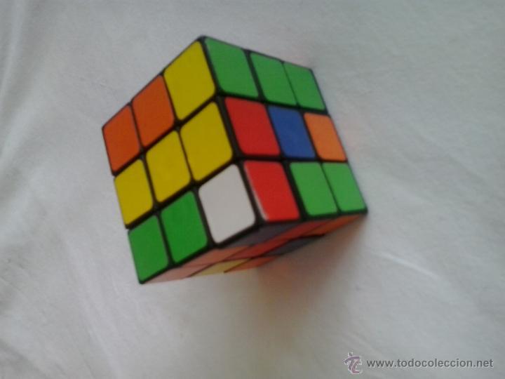 Juegos antiguos: CUBO DE RUBIK, ANTIGUO DE LOS AÑOS 80 - Foto 2 - 100772106