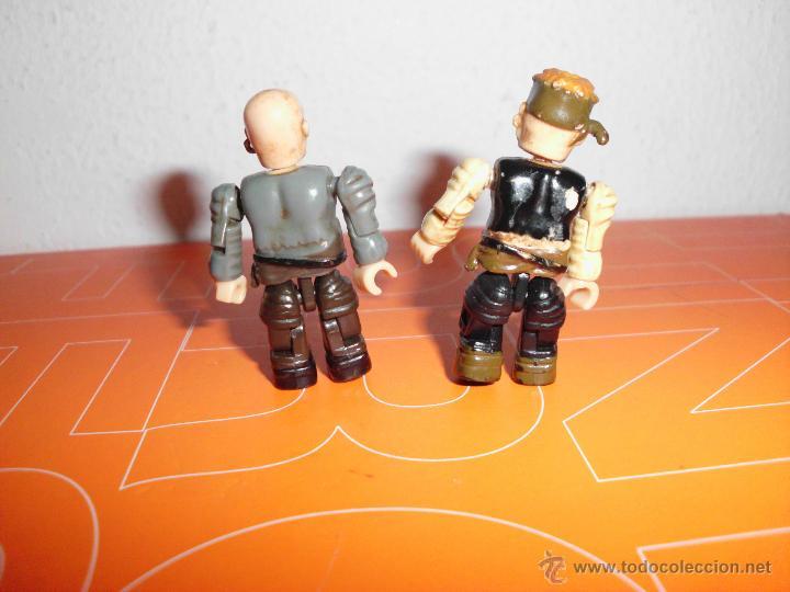 Juegos antiguos: lote muñecos piratas megabloks? mega bloks - Foto 2 - 45182698