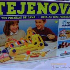 Juegos antiguos: TEJENOVA.MEDITERRÁNEO AÑOS 80/90.NUEVO EN CAJA.. Lote 143740009