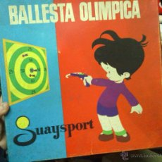 Juegos antiguos: BALLESTA OLIMPICA. Lote 46362553