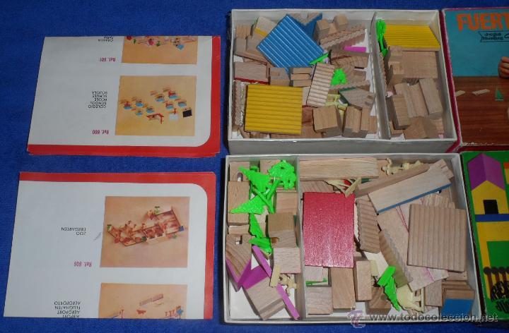 Juegos antiguos: Zoo - Fuertes - Construcciones Goula - Urbis ¡Años 60! - Foto 2 - 46456457