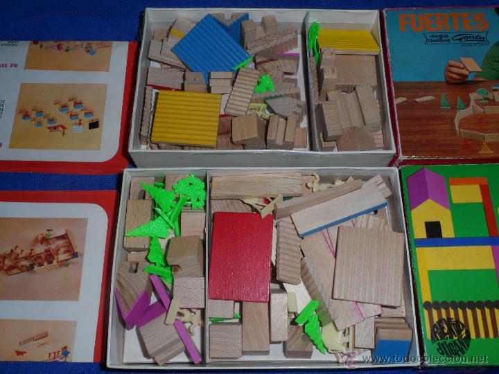 Juegos antiguos: Zoo - Fuertes - Construcciones Goula - Urbis ¡Años 60! - Foto 3 - 46456457