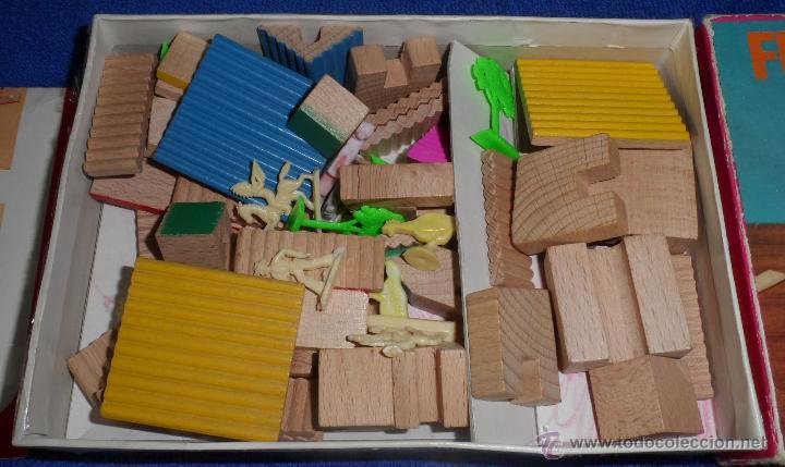 Juegos antiguos: Zoo - Fuertes - Construcciones Goula - Urbis ¡Años 60! - Foto 4 - 46456457