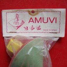 Juegos antiguos: PEONZA AMUVI. Lote 46457154