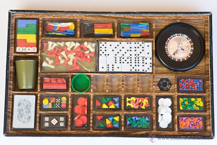 Ruleta Juegos Reunidos