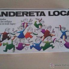 Juegos antiguos: PANDERETA LOCA - AÑOS 70. Lote 46974123
