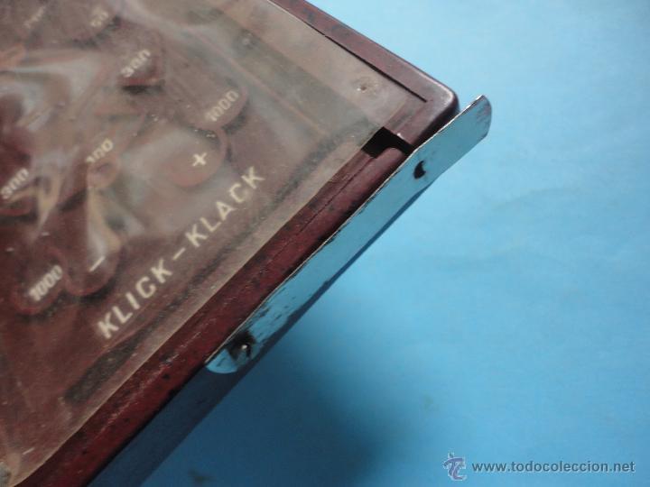 Juegos antiguos: JUGUETE AMERICANO. KLICK KLACK - Foto 2 - 47019822