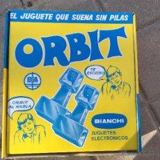 Juegos antiguos: TELEFONO ORBIT DE BIANCHI, EL JUGUETE QUE SUENA SIN PILAS. AÑOS 70/80. Lote 47023725