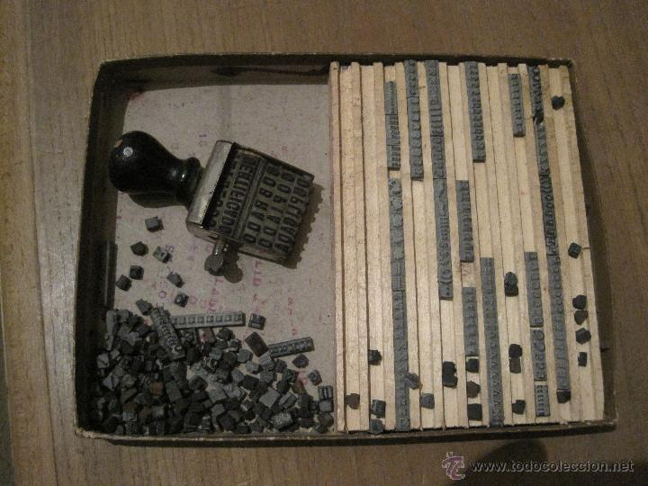 Juegos antiguos: IMPRENTILLA INFANTIL SERIE E - Foto 2 - 47147661