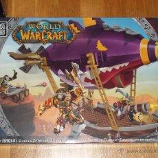 Juegos antiguos: MEGABLOKS WORLD WARCRAFT. Lote 47556388