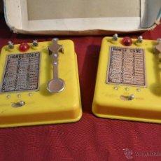 Juegos antiguos: JUEGO DE MORSE FAIRGLITE Nº107. Lote 48415871