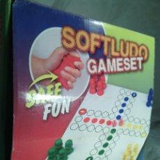 Juegos antiguos: JUEGO SOFTLUDO GAMESET. PARCHÍS.. Lote 47924035