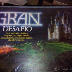 Juegos antiguos: EL GRAN DESAFIO JUEGO DE EDUCA AÑOS 90-NUEVO EN CAJA. Lote 48130626