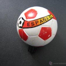 Juegos antiguos: PELOTA SALTARINA. MUNDIAL 82 ESPAÑA. ESTA ROTA. Lote 48296025