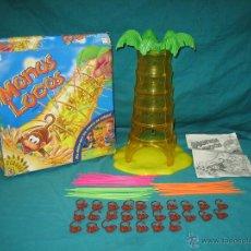 Juegos antiguos: JUEGO EL MONO LOCO DE MATTEL 2005. FALTA DADO. Lote 266643008
