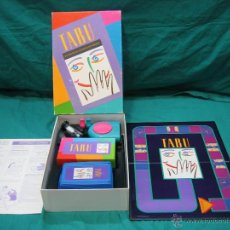 Juegos antiguos: JUEGO TABÚ DE MB 1990. Lote 48485017