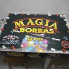 Juegos antiguos: JUEGO MAGIA BORRAS. Lote 48557779