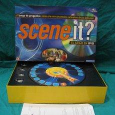 Juegos antiguos: JUEGO DE MESA SCENE IT? DE MATTEL 2004. Lote 49037876
