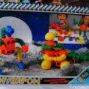 Juegos antiguos: DIVERPON CONSTRUCCIONES FANTASTICAS FEBER 90S.NUEVO EN CAJA.VER DESCRIPCIÓN.. Lote 49051018