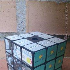 Juegos antiguos: CUBO MÁGICO PUBLICIDAD ALSA. Lote 49639976