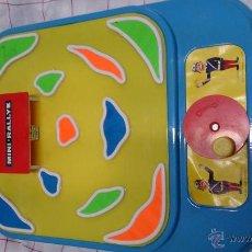 Juegos antiguos: MINI RALLYE. Lote 49848205