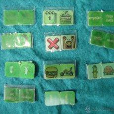 Juegos antiguos: JUEGO DE FICHAS GREFUSA. Lote 50132291