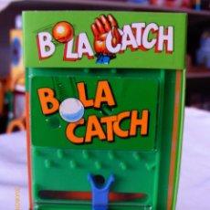 Juegos antiguos: BOLA CATCH.JUEGO DE BOLSILLO (12 X 7 CM).GEYPER 70S.NUEVO.. Lote 143738504
